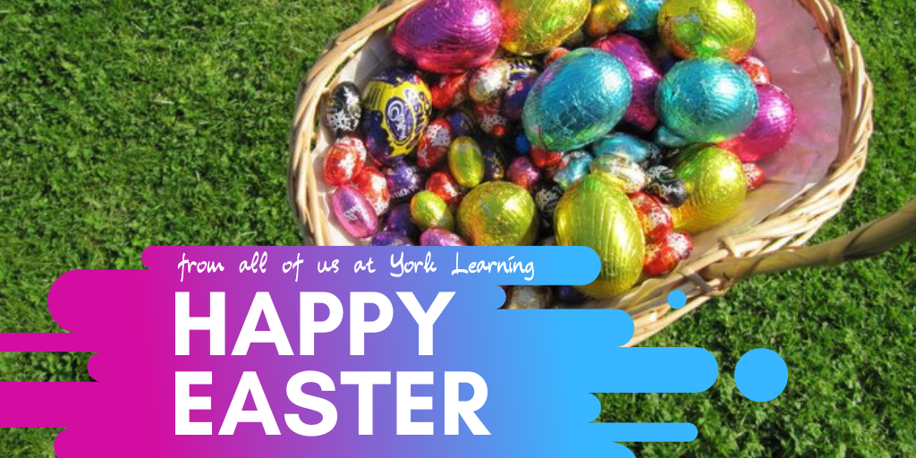 Day 12 – Happy Easter!